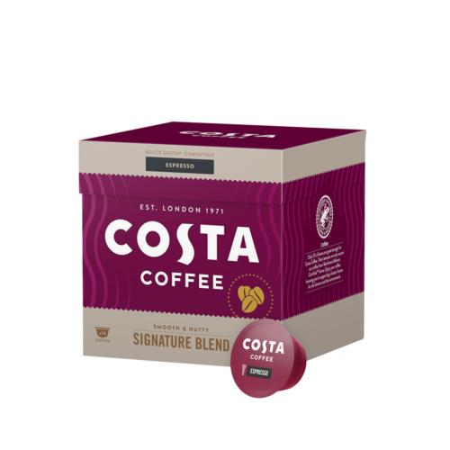 Кафе на капсули COSTA Coffee Espresso
