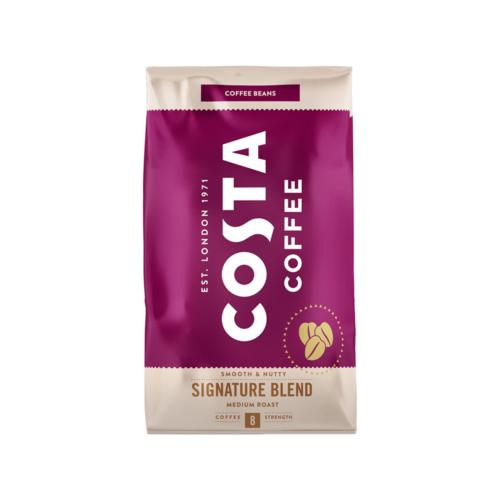 Кафе на зърна Costa THE SIGNATURE BLEND MEDIUM ROAST 1 кг.