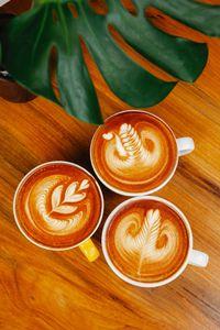 Кафе дози 1 - лате