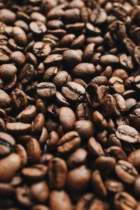 Кафе на зърна 1 - близък план