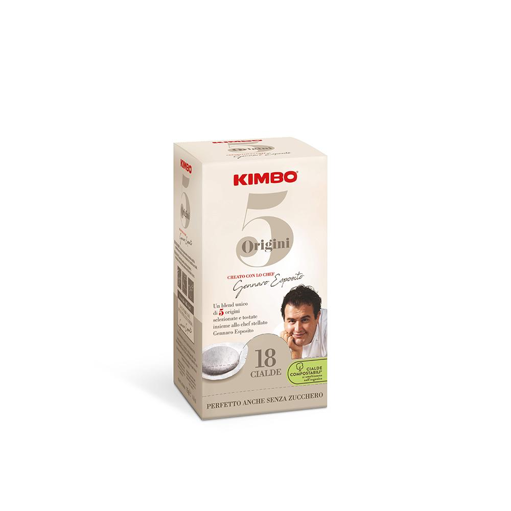 Филтър дози Kimbo 5 Origini 100% Arabica