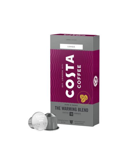 КАфе на капсули Costa за Nespresso