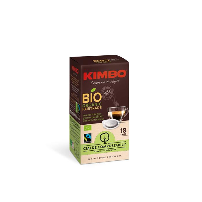 Филтър дози Kimbo Bio Organic Fairtrade