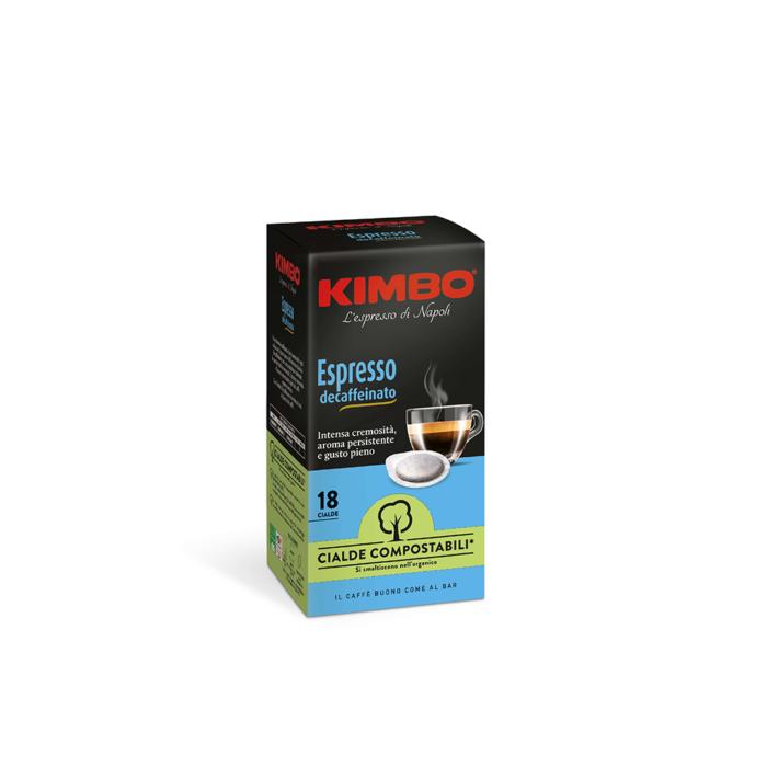 Филтър дози Kimbo Decaffeinato 18 бр.