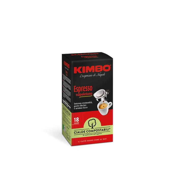 Филтър дози Kimbo Espresso Napoletano 18 бр.