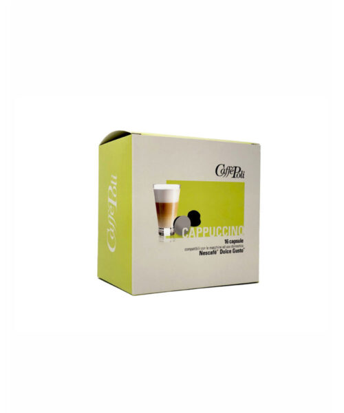 Кафе на капсули Caffe Poli Dolce Gusto Cappuccino