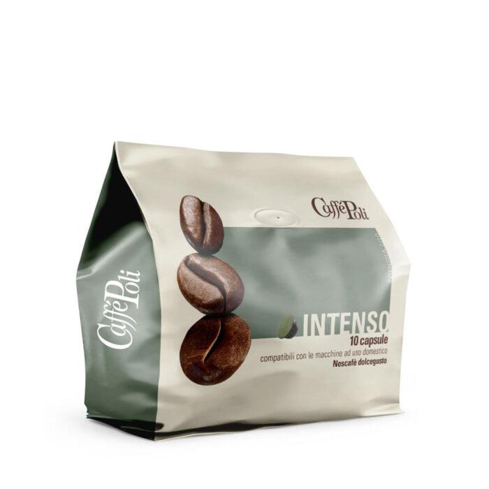 Кафе на капсули Caffe Poli Dolce Gusto Intenso