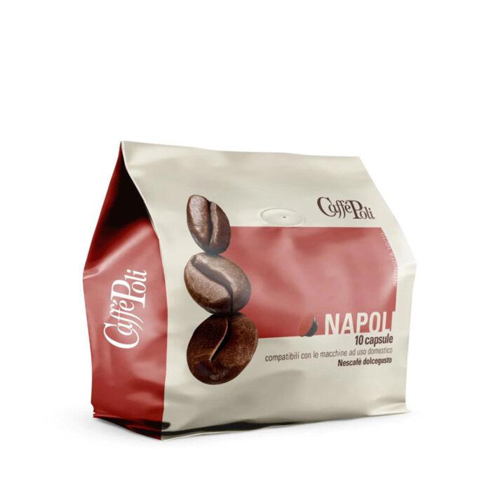 Кафе на капсули Caffe Poli Dolce Gusto Napoli