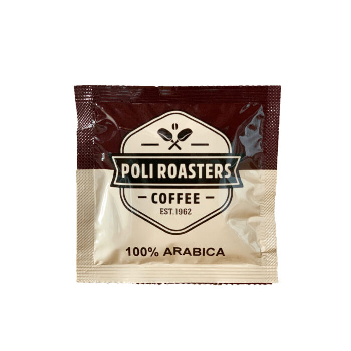 Poli Roasters 100% Arabica филтърни дози кафе – Кутия 15бр.