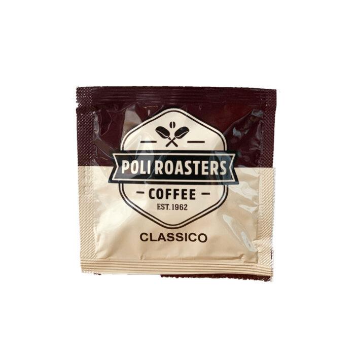 Poli Roasters Classico филтърни дози кафе – Кутия 15бр.