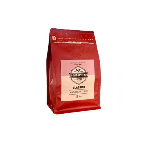 Кафе на зърнa Poli Roasters Classico Beans 0.250 kg.