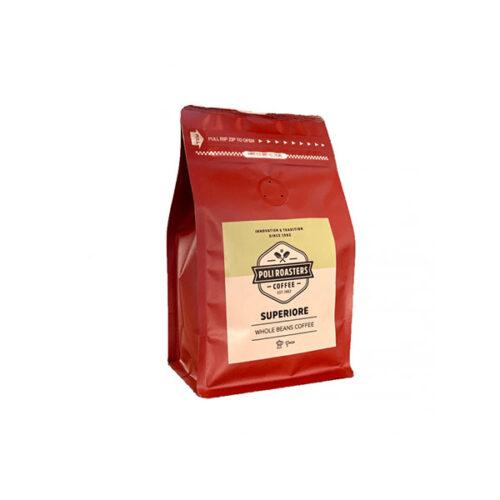 Кафе на зърна  Poli Roasters Superiore Beans 0.250 kg.