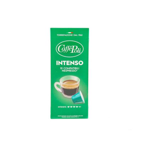 Kafe na kapsuli za nespreso Poli Intenso