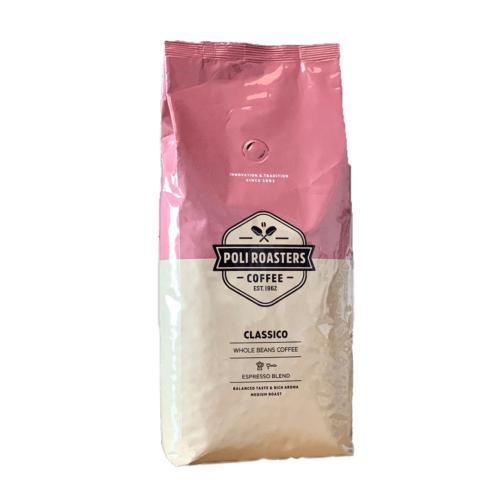 Kafe na zarna Poli Clasic 1 kg.